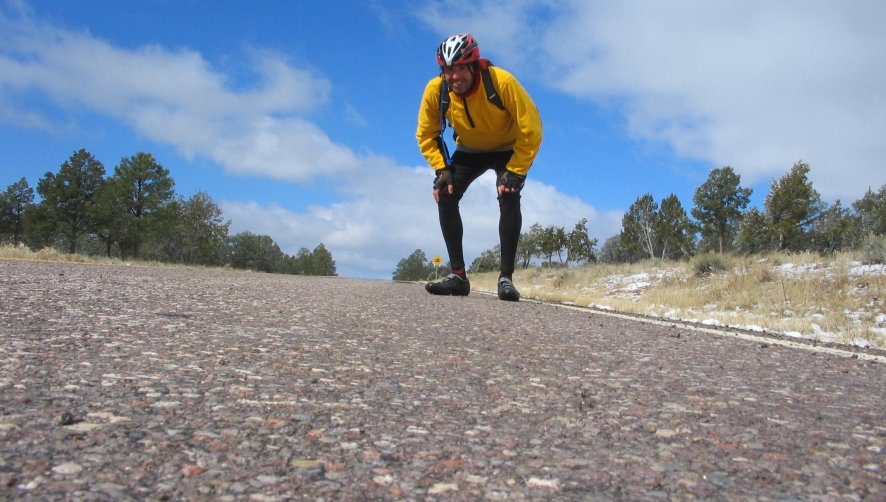 Steve Garufi Bike Across USA